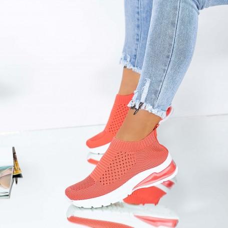 Pantofi Sport Dama TF12 Coral Mei