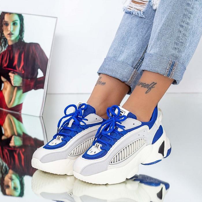 Pantofi Sport Dama 20A20 Albastru Mei