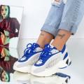 Pantofi Sport Dama 20A20 Albastru (---) Mei