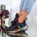 Pantofi Sport Dama 2107 Negru (---) Mei