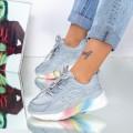 Pantofi Sport Dama 2108 Gri (---) Mei