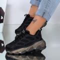 Pantofi Sport Dama SJ01 Negru (---) Mei