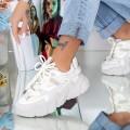 Pantofi Sport Dama SJ02 Bej (---) Mei