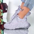 Pantofi Sport Dama SJ02 Gri (---) Mei