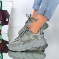 Pantofi Sport Dama SJ02 Verde (---) Mei