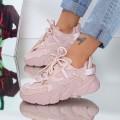 Pantofi Sport Dama SJ02 Roz (---) Mei