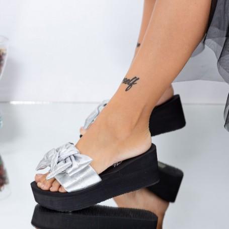 Papuci Dama WLXX5 Argintiu Mei