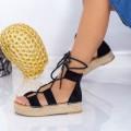 Sandale Dama LE221 Negru (K26) Mei