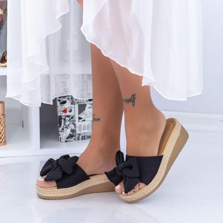 Papuci Dama XN38 Negru Mei