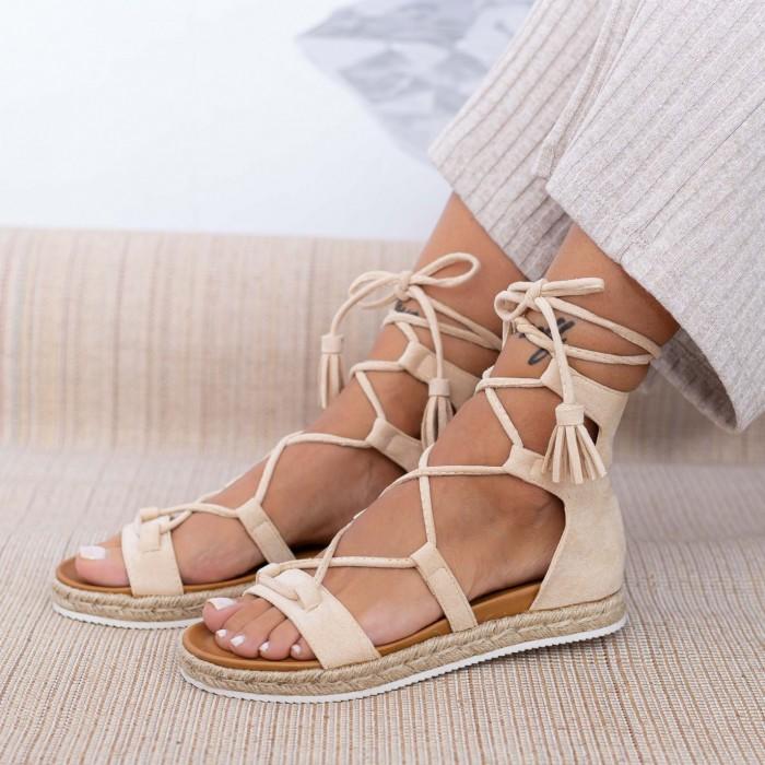 Sandale Dama LE231 Bej Mei