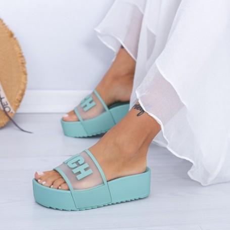 Papuci Dama X7 Mint Mei