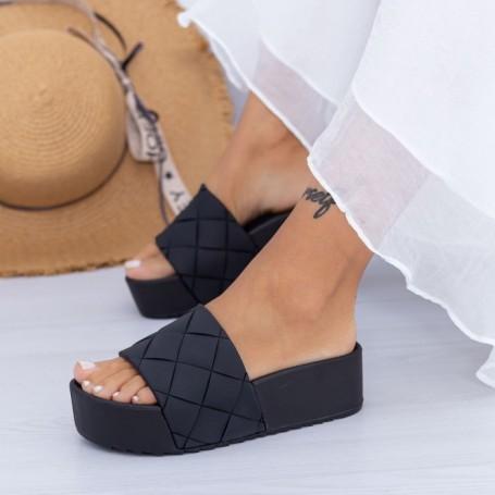 Papuci Dama X13 Negru Mei