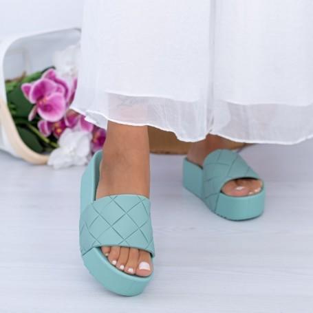 Papuci Dama X13 Mint Mei