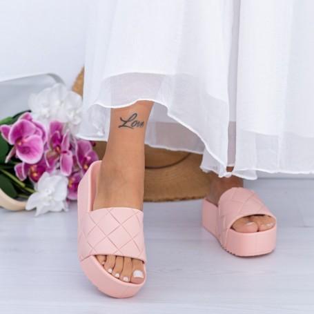 Papuci Dama X13 Roz Mei