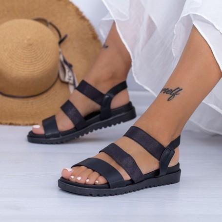Sandale Dama PT1 Negru Mei