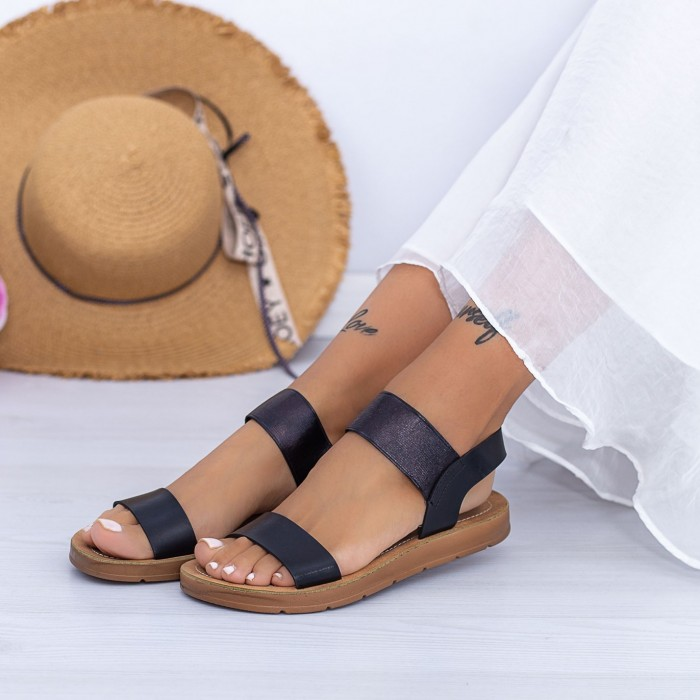 Sandale Dama WS183 Negru Mei