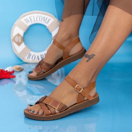 Sandale Dama CS112 Maro Mei
