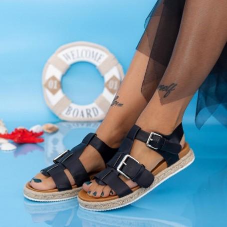 Sandale Dama LE211 Negru Mei