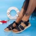 Sandale Dama LE211 Negru (N17) Mei