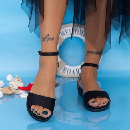 Sandale Dama PT6 Negru Mei