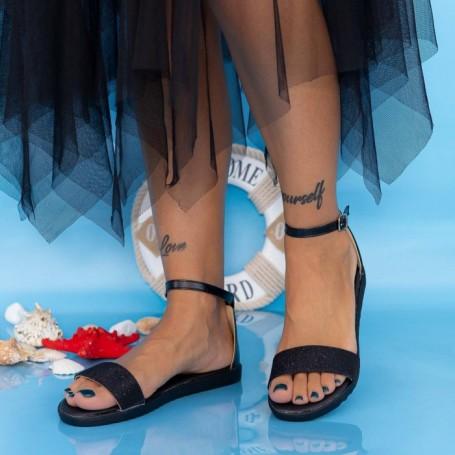Sandale Dama PT8 Negru Mei