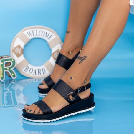 Sandale Dama CS110 Negru Mei