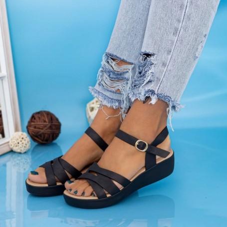 Sandale Dama GH1927 Negru Mei