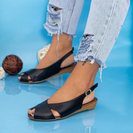 Sandale Dama GH1955 Negru Mei