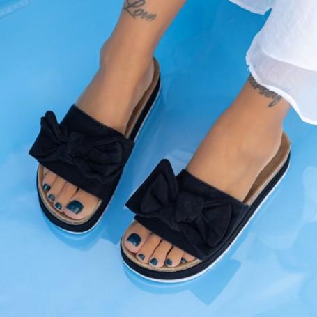 Papuci Dama X10 Negru Mei