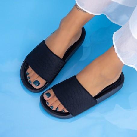 Papuci Dama X12 Negru Mei