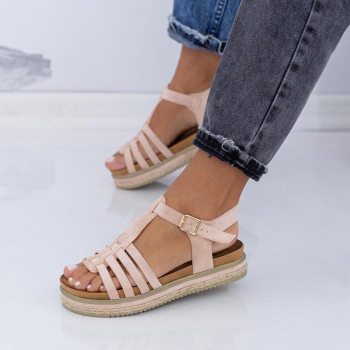 Sandale Dama LM306 Roz Mei